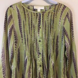 Michael Kors Women's Top Blouse Size XS